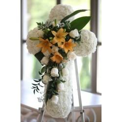 Cruz Lilis Amarillos