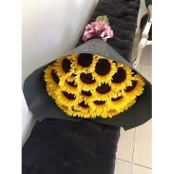 Maxi Ramo sunflowers