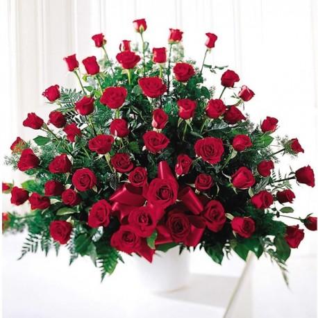 Abanico de Rosas