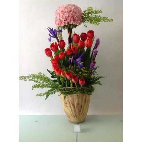 Tulipanes Luxury